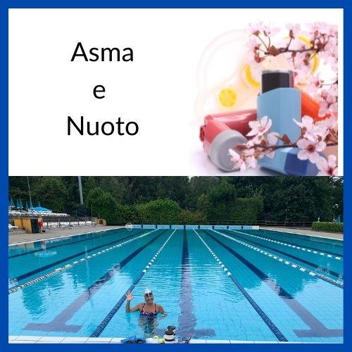sport: asma e nuoto